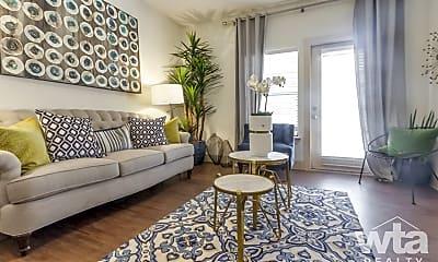 Living Room, 1720 Grand Avenue Pkwy, 1