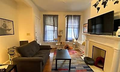 Living Room, 1462 Neil Ave, 1