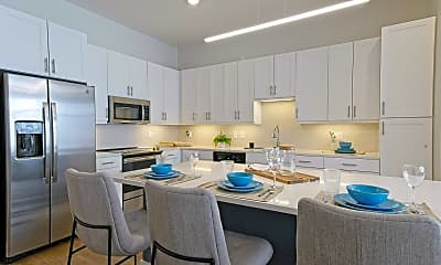 Kitchen, The Rise, 0