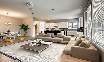 Living Room, 8313 Bestride Bend, 0