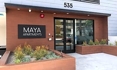 Maya Apartments, 1