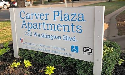 Carver Plaza Apartments, 1