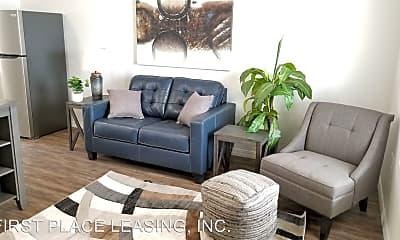Living Room, 2501 M.L.K. Jr Blvd, 0