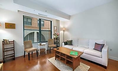 Living Room, 2425 L St NW 408, 0