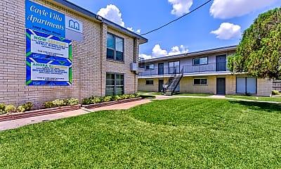 Building, Gayle Villa Apartments, 0
