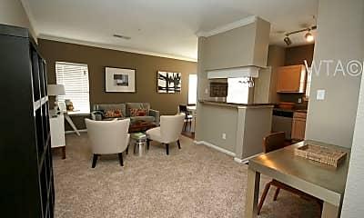 Living Room, 1001 Leah Avenue, 1
