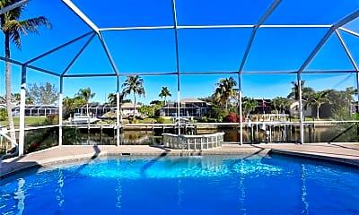 Pool, 515 SE 33rd Terrace, 1