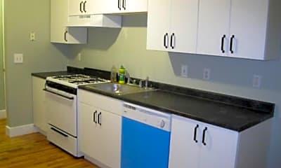 Kitchen, 42 Esmond St 1, 1