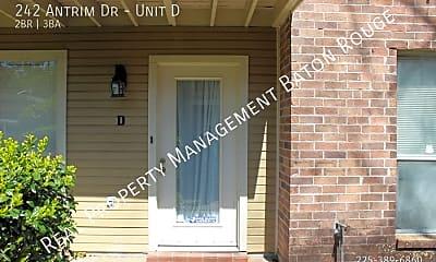 242 Antrim Dr - Unit D, 0