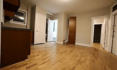 Living Room, 81 W 18th St, 1
