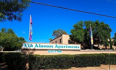 Via Alamos Apartments, 1