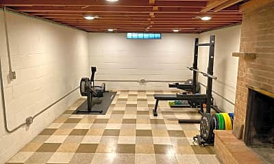 Fitness Weight Room, 6742 Pillsbury Ave, 2