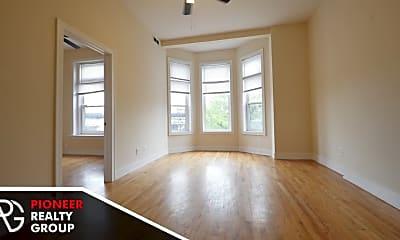 Living Room, 3356 N Sheffield Ave, 1