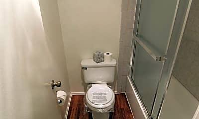 Bathroom, Orchard Park, 2