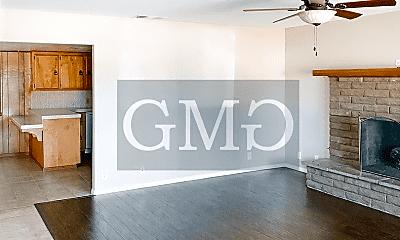 Living Room, 1270 Massachusetts Ave, 1