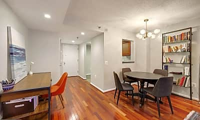 Dining Room, 2311 M St NW 703, 1