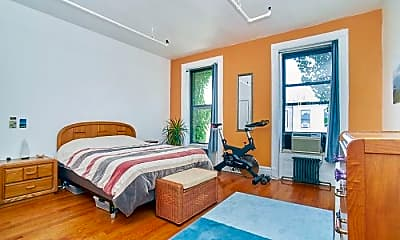 Bedroom, 343 W 121st St, 1