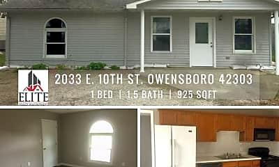Building, 2033 E 10th St, 0