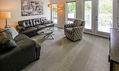Living Room, 60 Mansfield Road, 1