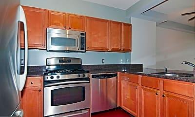 Kitchen, 7111 Woodmont Ave 608, 1