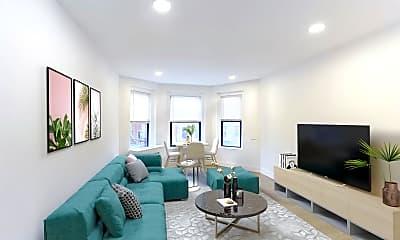 Living Room, 19 Peterborough Street, unit 19, 0
