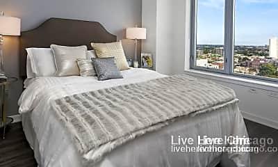 Bedroom, 1201 N LaSalle St, 1