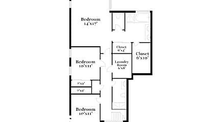 6426 Dundock Avenue, 1