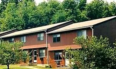 Building, Summerhill Apartments, 0
