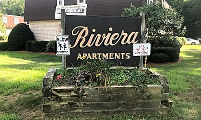 Riviera Apartments, 1