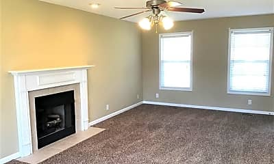 Living Room, 3368 Marrast Drive, 1