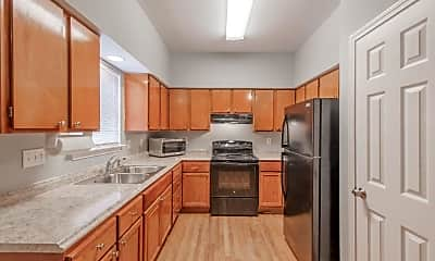 Kitchen, Room for Rent -  near Anderson Park, 1