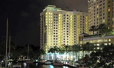 Pool, Vu New River Apartments, 1