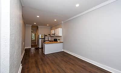 Living Room, 965 Parkside Pl 1, 1