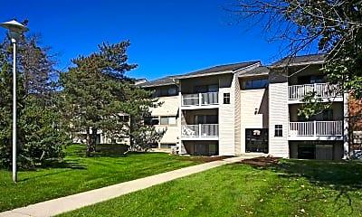 Building, Autumn Creek Apartments, 0