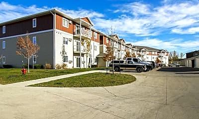 Building, Jefferson Creek Apartments, 0