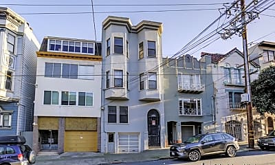 Building, 825 Filbert St, 825B, 2