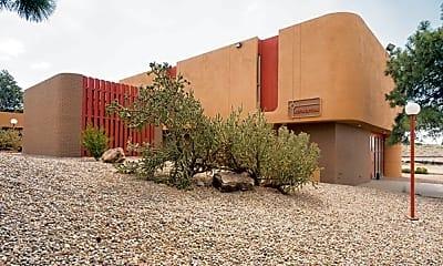 Building, Desert Creek, 0