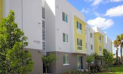 Building, Northwest Gardens IV, 0