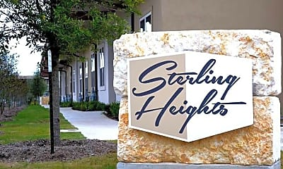 Community Signage, Sterling Heights, 1