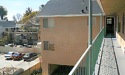 Building, 2659 Ellendale Pl, 2