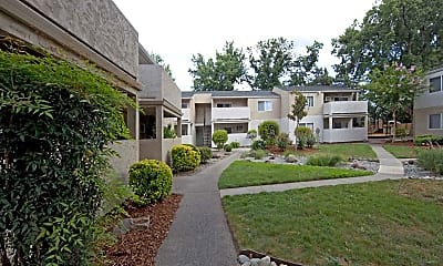 Building, Willow Creek Apartments, 1