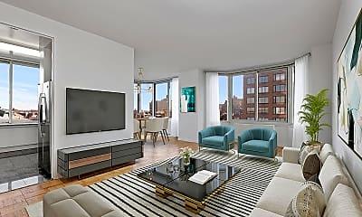 Living Room, 1770 York Ave, 0