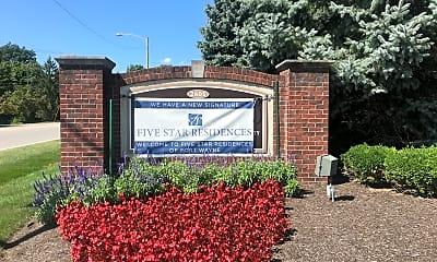 Five Star Residences, 1