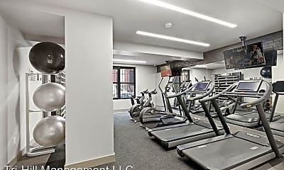 Fitness Weight Room, 15 E 11th St, 2