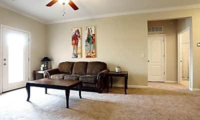 Living Room, Oldham Oaks, 1