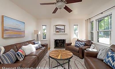 Living Room, 202 E Foster Ave, 1
