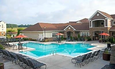 Pool, North 38 Student Housing, 0
