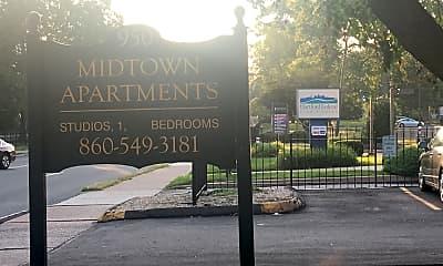 Midtown Apartments, 1