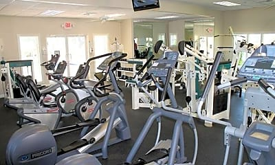 Fitness Weight Room, 4309 Montalvo Ct, 2