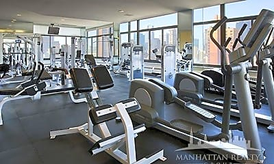 Fitness Weight Room, 136 E 31st St, 2